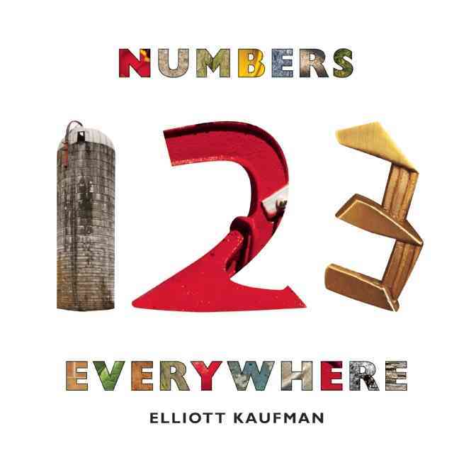 Numbers Everywhere By Kaufman, Elliott (PHT)