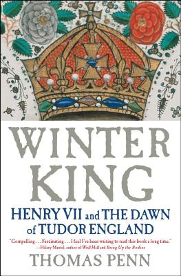 Winter King By Penn, Thomas